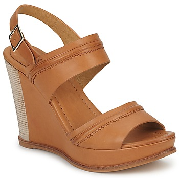 Schoenen Dames Sandalen / Open schoenen Zinda HAPPY Bruin