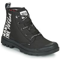 Schoenen Laarzen Palladium PAMPA HI FUTURE Zwart