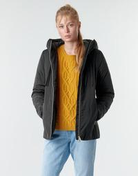 Textiel Dames Parka jassen Geox MYRIA Zwart