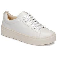 Schoenen Dames Lage sneakers Vagabond Shoemakers ZOE PLATFORM Wit