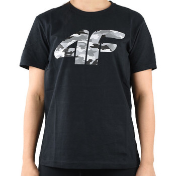 Textiel Jongens T-shirts korte mouwen 4F Boy's T-shirt HJL20-JTSM003-20S