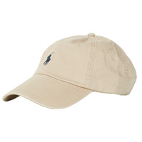 Accessoires Heren Pet Polo Ralph Lauren COTTON CHINO SPORT CAP Beige