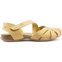 Schoenen Dames Sandalen / Open schoenen Interbios Sandalen  UNIVERSUM YELLOW