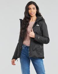 Textiel Dames Jasjes / Blazers The North Face W QUEST INSULATED JACKET Zwart