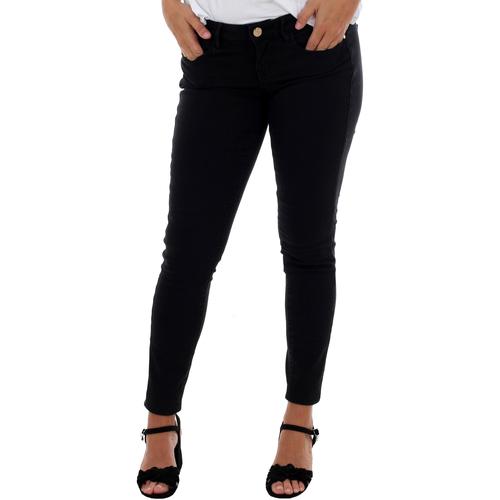 Textiel Dames Skinny Jeans Guess W91A27WAMB0-JBLK Negro