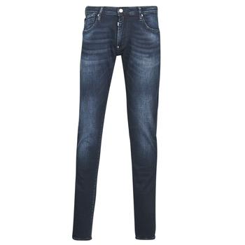 Textiel Heren Skinny jeans Le Temps des Cerises 711 JOGGB Blauw