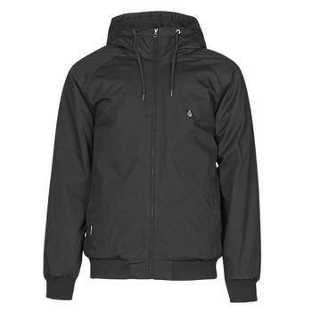 Textiel Heren Wind jackets Volcom HERNAN 5K JACKET Zwart
