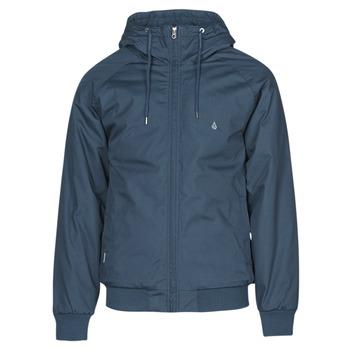 Textiel Heren Wind jackets Volcom HERNAN 5K JACKET Blauw