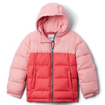 Textiel Meisjes Dons gevoerde jassen Columbia PIKE LAKE JACKET Roze