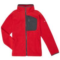 Textiel Jongens Fleece Columbia FAST TREK Rood