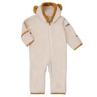 Textiel Kinderen Jumpsuites / Tuinbroeken Columbia TINY BEAR Wit