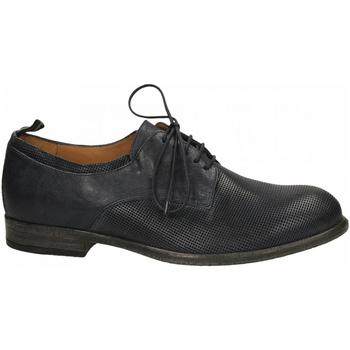 Schoenen Heren Derby Antica Cuoieria OYSTER STAMPATO abisso