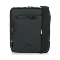Tassen Heren Tasjes / Handtasjes Lacoste MEN'S CLASSIC CROSSOVER BAG Zwart