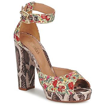 Schoenen Dames Sandalen / Open schoenen Maloles PIRIPI Multi