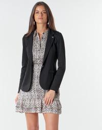 Textiel Dames Jasjes / Blazers Les Petites Bombes ANNE Zwart