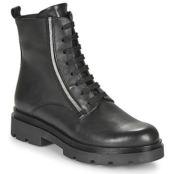 Schoenen Dames Laarzen Tosca Blu SF2024S470-C99 Zwart