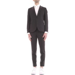 Textiel Heren Kostuums Mulish YAMAHA-AB213 Nero