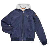 Textiel Jongens Wind jackets Redskins JKAIL Marine