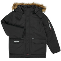 Textiel Jongens Parka jassen Redskins REF-48105 Zwart