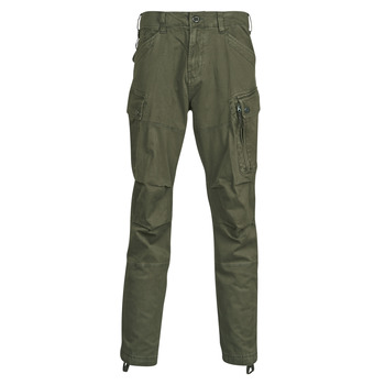 Textiel Heren Cargobroek G-Star Raw ROXIC STRAIGHT TAPERED CARGO PANT Asfalt / Gd