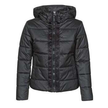 Textiel Dames Dons gevoerde jassen G-Star Raw MEEFIC HDD PDD JACKET WMN Zwart