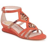 Schoenen Dames Sandalen / Open schoenen House of Harlow 1960 CELINEY Koraal