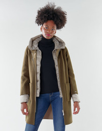 Textiel Dames Mantel jassen Oakwood LILIANA BI Kaki / Beige / Taupe