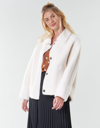 Textiel Dames Wind jackets Oakwood HELEN Creme