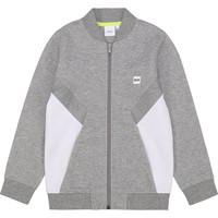Textiel Jongens Sweaters / Sweatshirts BOSS J25G80 Grijs