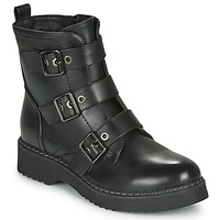 Schoenen Dames Laarzen Spot on F51069 Zwart