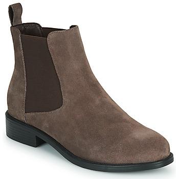 Schoenen Dames Laarzen Spot on F50979 Bruin