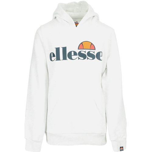 Textiel Kinderen Sweaters / Sweatshirts Ellesse Isobel Hoody Kids Wit