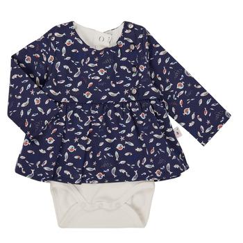 Textiel Meisjes Tops / Blousjes Absorba 9R60002-04-C Marine