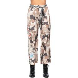 Textiel Dames Losse broeken / Harembroeken Relish SEDRE Camouflage