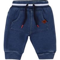 Textiel Jongens 5 zakken broeken Timberland T94736 Blauw