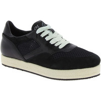 Schoenen Dames Lage sneakers Hogan HXW2680R7108TCB999 nero