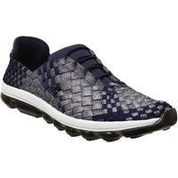 Schoenen Dames Lage sneakers Bernies Mev Gummies victoria Marineblauw / grijs