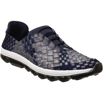 Schoenen Dames Lage sneakers Bernie Mev Gummies victoria Marineblauw / grijs