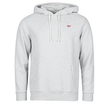Textiel Heren Sweaters / Sweatshirts Levi's NEW ORIGINAL HOODIE Eco / Grijs