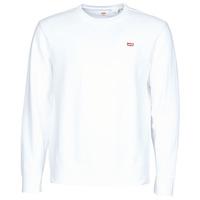 Textiel Heren Sweaters / Sweatshirts Levi's NEW ORIGINAL CREW Wit