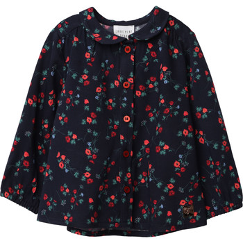 Textiel Meisjes Tops / Blousjes Carrément Beau Y95234 Blauw