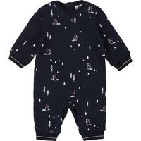 Textiel Jongens Jumpsuites / Tuinbroeken Carrément Beau Y94187 Blauw