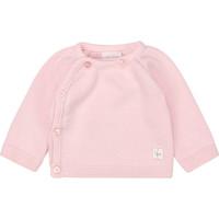 Textiel Meisjes T-shirts met lange mouwen Carrément Beau Y95228 Roze