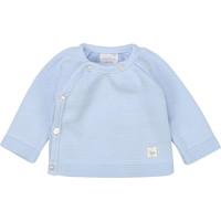 Textiel Jongens T-shirts met lange mouwen Carrément Beau Y95232 Blauw