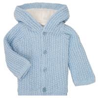 Textiel Jongens Mantel jassen Carrément Beau Y96053 Blauw