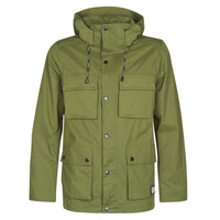 Textiel Heren Parka jassen Scotch & Soda POCKET MILITARY Kaki