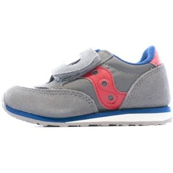 Schoenen Jongens Lage sneakers Saucony  Grijs