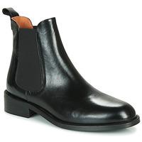 Schoenen Dames Laarzen Jonak Dagos Zwart