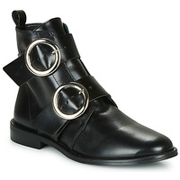 Schoenen Dames Laarzen Jonak Diafo Zwart