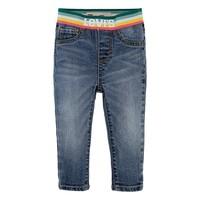 Textiel Meisjes Skinny Jeans Levi's PULLON RAINBOW SKINNY JEAN Napoleon